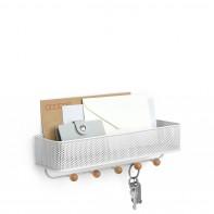 Estique szerokość 31,8cm Ścienny wieszak i organizer 1004245660