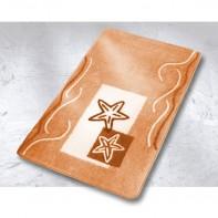 Meusch Starfish dywanik �azienkowy, pomara�czowy