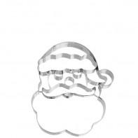 Birkmann Forma XXL forma do wykrawania ciastek w kszta�cie twarzy Miko�aja
