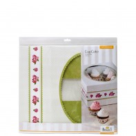 Birkmann Cottage Garden pudełko prezentowe na 12 cupcake