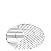 Helios średnica 56 cm kratka grillowa do paleniska S1810525