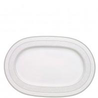 Villeroy & Boch Gray Pearl talerz do serwowania, owalny