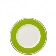Villeroy & Boch Anmut My Colour Forest Green talerz sa�atkowy