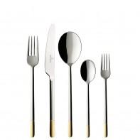 Villeroy & Boch Ella Partially Gold Plated komplet sztućców 30 elementów