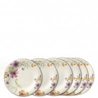 Villeroy & Boch Mariefleur zestaw talerzy bufetowych, 6sztuk