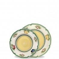 Villeroy & Boch French Garden zestaw talerzy obiadowych, 2 szt