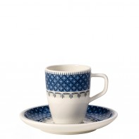 Villeroy & Boch Casale Blu fili�anka do espresso ze spodkiem