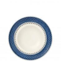 Casale Blu średnica 25cm talerz głęboki  10-4184-2700