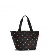Shopper M pojemność 15l torba na zakupy, dots ZS7009