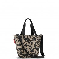 Shopper XS pojemność 4l torba na zakupy, baroque taupe ZR7027