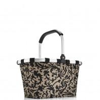 Carrybag pojemność 22l koszyk na zakupy, baroque taupe BK7027