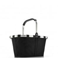 Carrybag pojemność 22l koszyk na zakupy, black BK7003