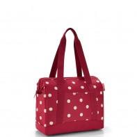 Allrounder Plus pojemność 20l torba podróżna, ruby dots MU3014
