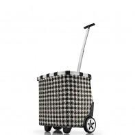 Carrycruiser pojemność 40l wózek, fifties black OE7028