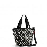 Shopper XS pojemność 4l torba, hopi black ZR7034