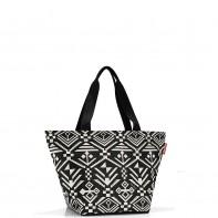 Shopper M pojemność 15l torba na zakupy, hopi black ZS7034