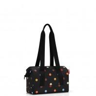 Allrounder S pojemność 8l torba na zakupy, dots MR7009