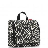 Toiletbag XL pojemność 6l kosmetyczka, hopi black WO7034