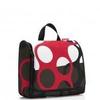 Toiletbag XL pojemność 4l kosmetyczka, rings WO7025