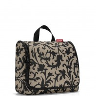 Toiletbag XL pojemność 4l kosmetyczka, baroque taupe WO7027