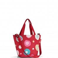 Shopper XS pojemność 4l torba na zakupy, funky dots2 ZR3048