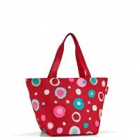Shopper M pojemność 15l torba na zakupy, funky dots2 ZS3048