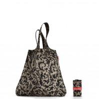 Mini maxi shopper pojemność 15l torba na zakupy, baroque taupe AT7027