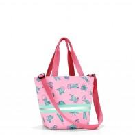 Shopper Kids XS pojemność 4 l torba zakupowa, cactus pink RIK3055