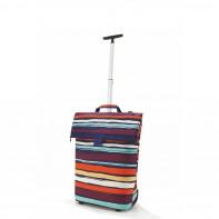 Trolley M pojemność 43 l wózek na zakupy, artist stripes RNT3058