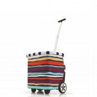 Carrycruiser pojemność 40l wózek, artist stripes ROE3058