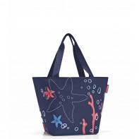 Shopper M pojemność 15l torba na zakupy, special edition aquarius RZS4052