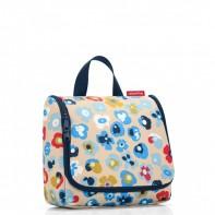 Toiletbag XL pojemność 4l kosmetyczka, ruby dots RWO6038
