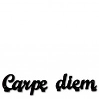 Briso Design Carpe Diem  wieszak na drzwi