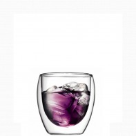 Bodum Pavina szklanki izolowane, 6 szt