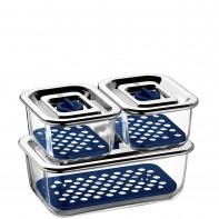 WMF Top Serve pojemniki na żywność, 3 sztuki
