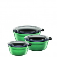Silit Fresh Bowls Ocean Green zestaw 3 cz. mis