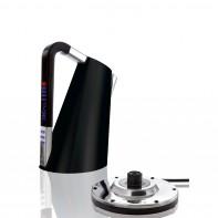 Casa Bugatti Vera czajnik elektryczny, czarny