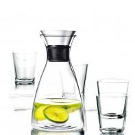 Eva Solo Carafe karafka w komplecie z czterema szklankami