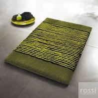 Kleine Wolke Relief Green dywanik �azienkowy pod wc, zielony