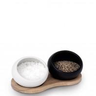 Rosendahl KITCHEN porcelanowa solniczka i pieprzniczka