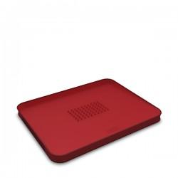Joseph Joseph Cut Carve Plus deska do krojenia, kolor czerwony, duża