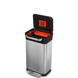 Intelligent Waste kosz na odpady z systemem zgniatania