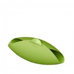 Lekue STEAM ROASTER naczynie żaroodporne, kolor zielony