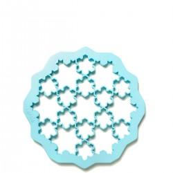 Lekue Puzzle Snow Forma do wykrawania ciastek