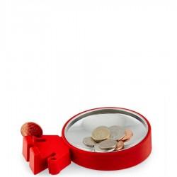 J-me Big Head pojemnik na monety i drobiazgi