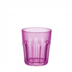 Guzzini Happy Hour szklanka wykonana z akrylu, fiolet