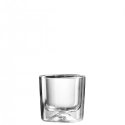 Guzzini Coffee Project zestaw 2 szklanek termoizolacyjnych
