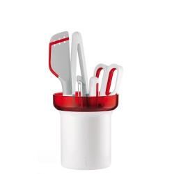 Guzzini My Kitchen zestaw narzędzi kuchennych - 5 elementów