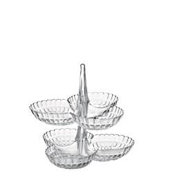 Guzzini Tiffany naczynie na przekąski