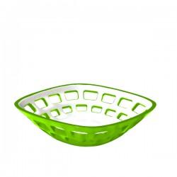 Guzzini Vintage koszyk na pieczywo, zielony
